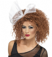 80'S Wild Child Wig, Brown  (22141)